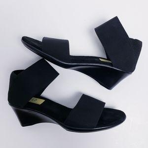 Charleston Shoe Co. Justice Wedge Sandal